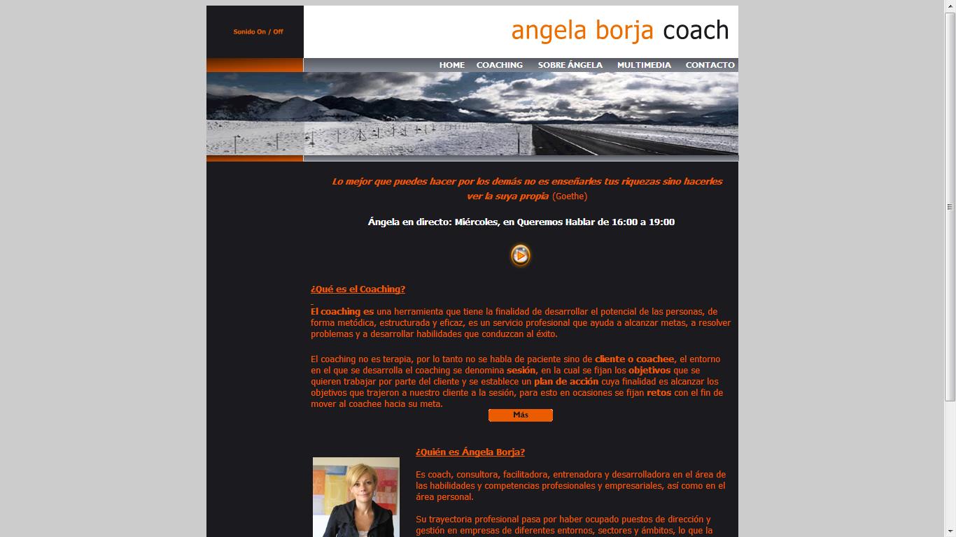 Ángela Borja Coach