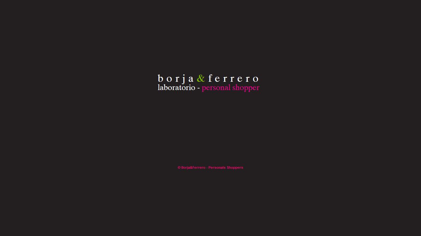 Borja y Ferrero
